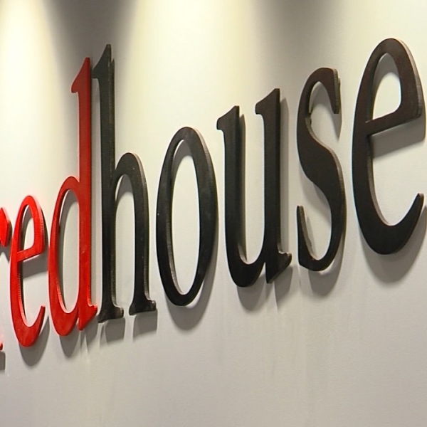 Redhouse sign