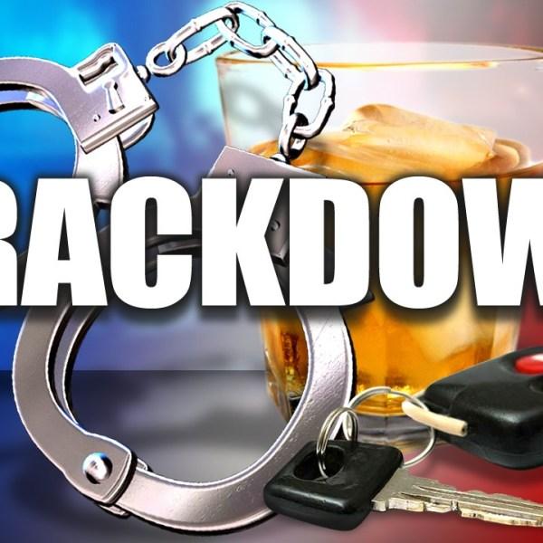 DWI crackdown