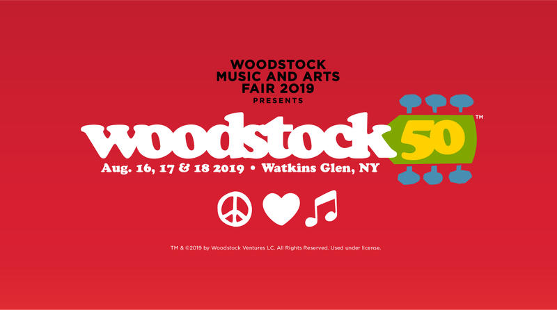 Woodstock 50 promoters eyeing Maryland for the festival