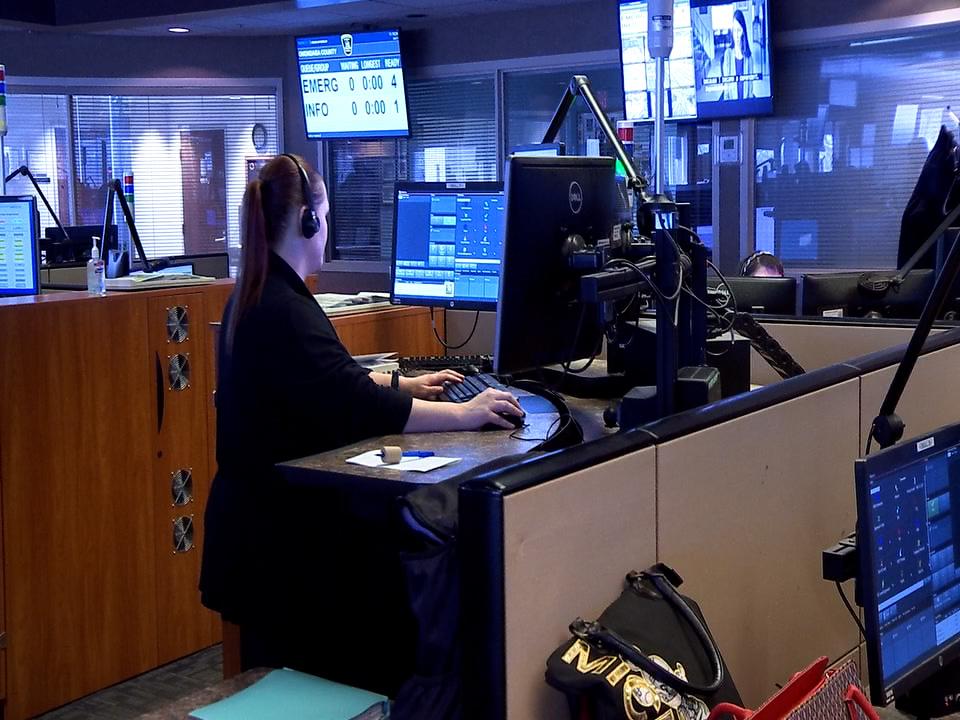 Onondaga Co. 911 Center