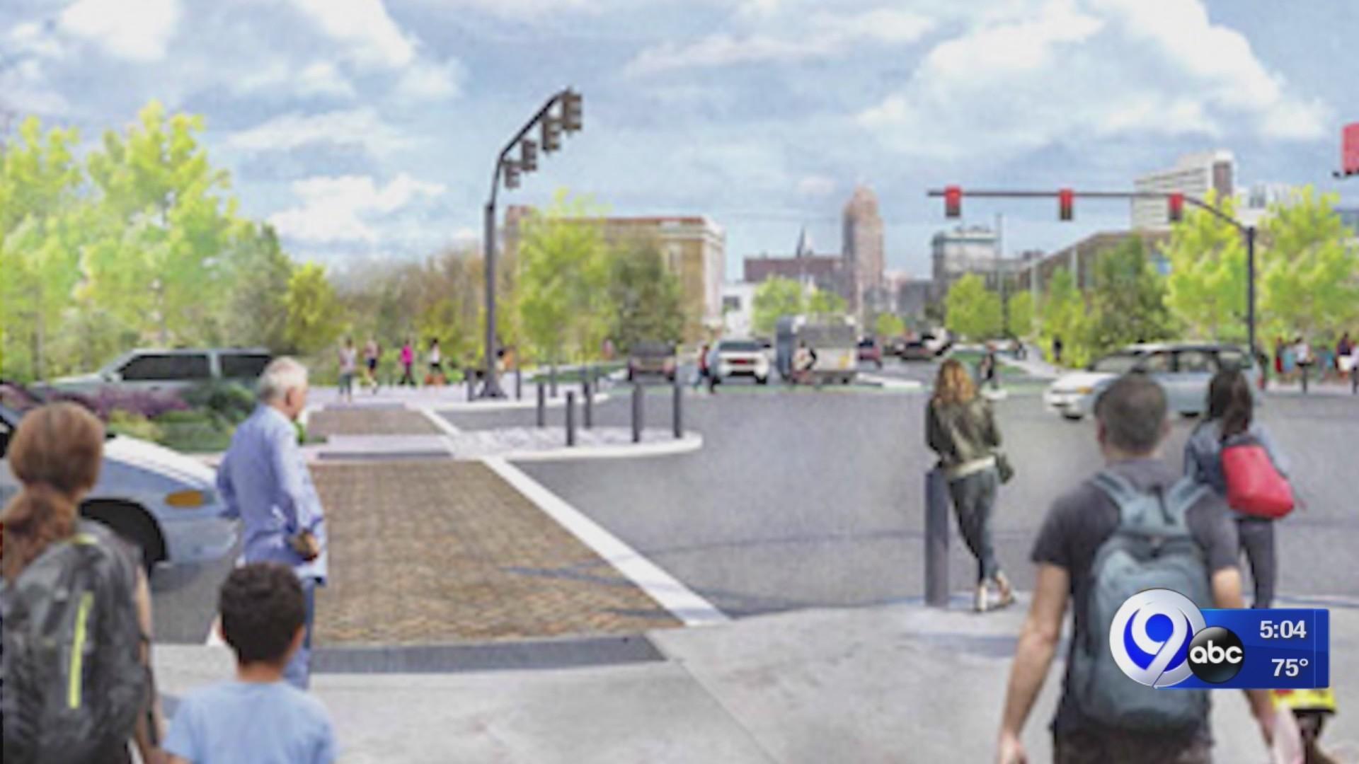 Syracuse intersection
