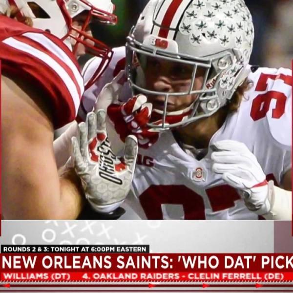 Former NFL GM talks round 1 winners, Patriots needs