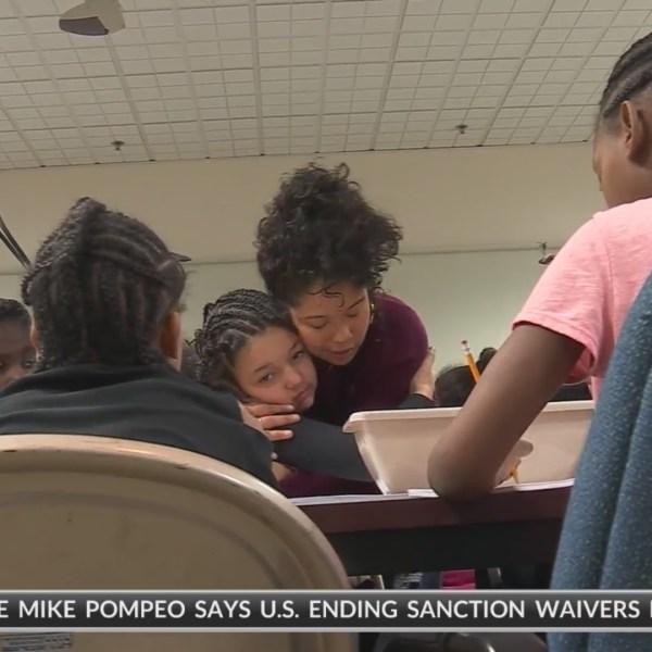 Victory Over Violence: Sisterhood Program