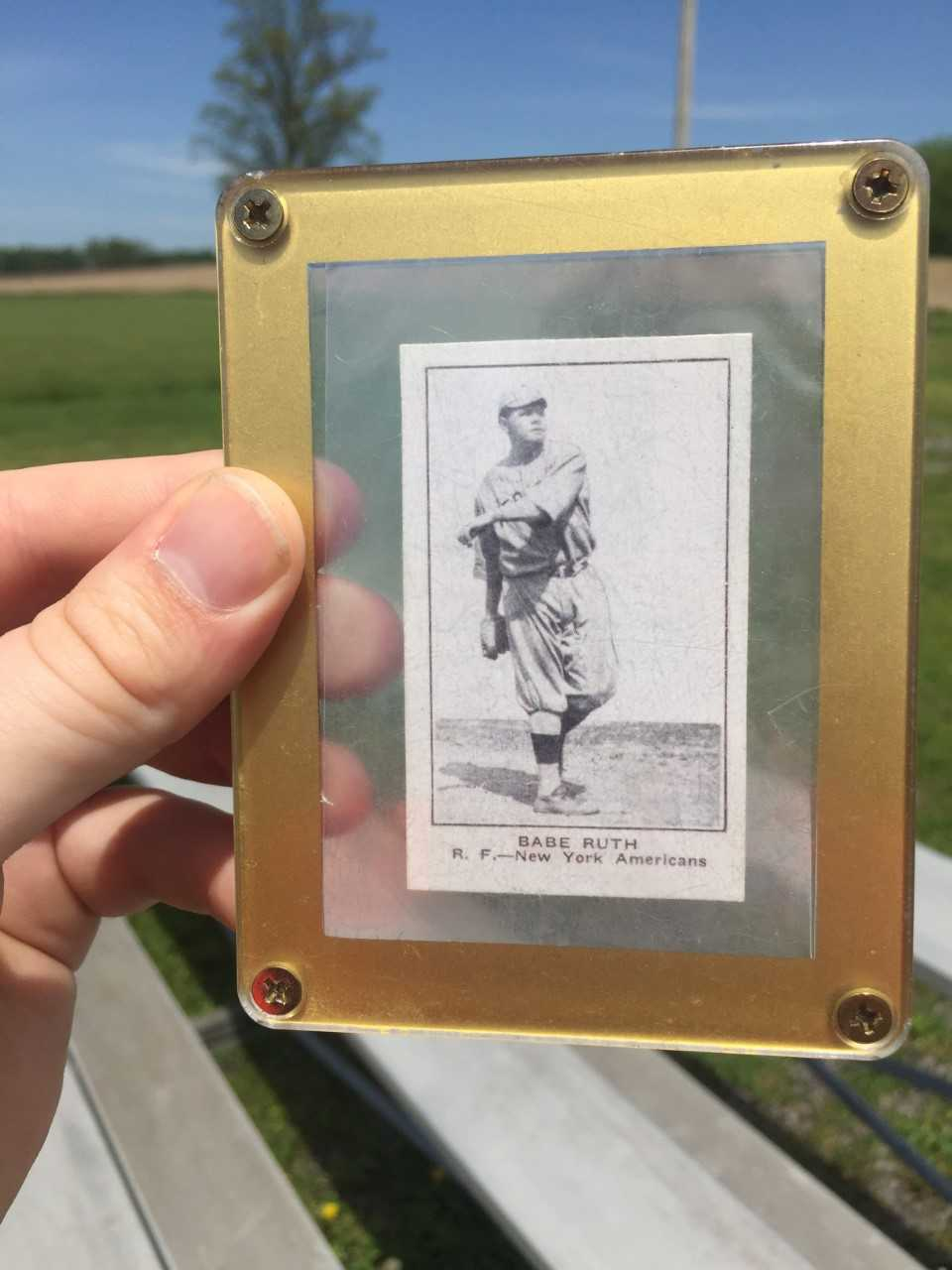 BABE RUTH BASEBALL CARD_1558989526735.jpeg.jpg