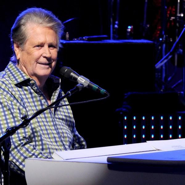 Brian Wilson in concert