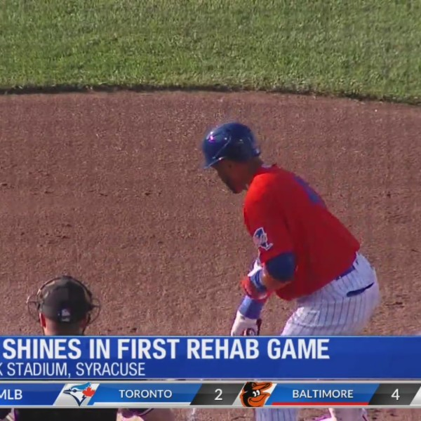 6/11 - Robinson Cano goes 3-3 as the Syracuse Mets hammer Charlotte
