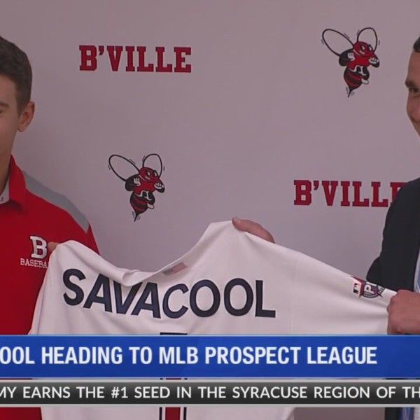 6/12 - Baldwinsville junior Jason Savacool invited to the MLB Prospect Development Pipeline League