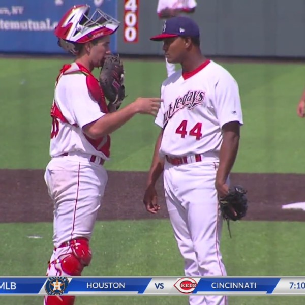6/17 - Auburn Doubledays drop a pair to State College