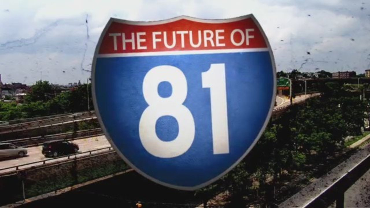 Future of I-81 Logo