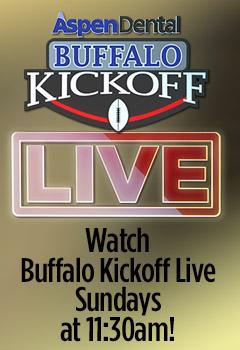 Buffalo Kickoff Live