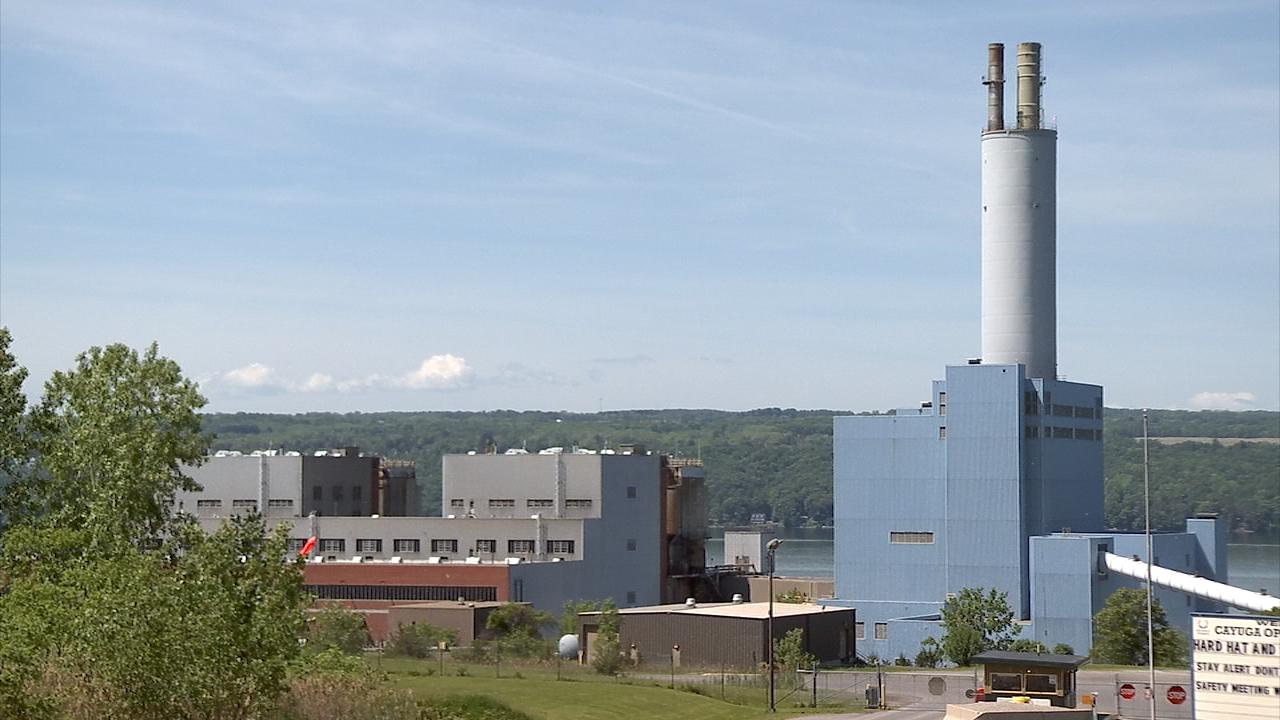 Cayuga Power Coal Plant 1