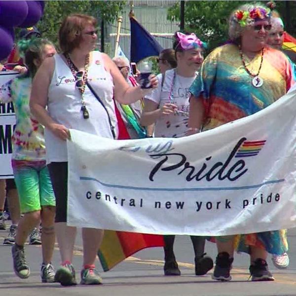 CNY Pride Parade
