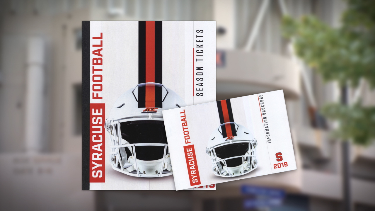 Does a new roof mean a new name? SU's season ticket packets leave off references to 'Carrier'