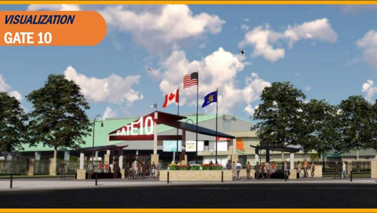 Cuomo says New York State Fair is going green