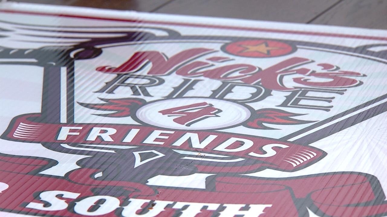 Auburn nonprofit, Nick's Ride 4 Friends, gets money for expansion