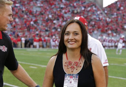 Wendy Anderson, Mike Riley, Blake Anderson