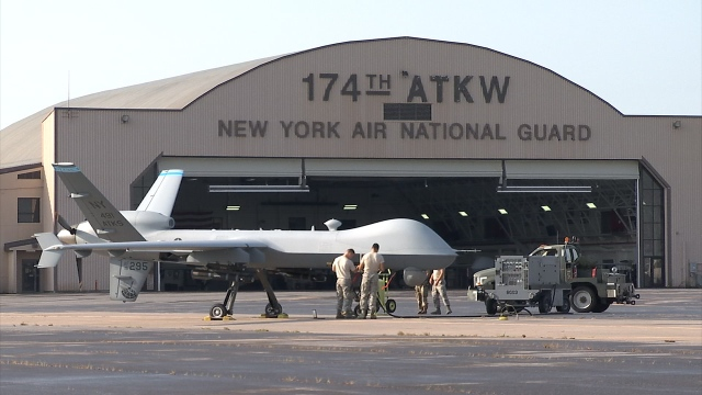 174th Attack Wing aircraft takeoffs, landings no longer need 'chase plane' at Hancock Field