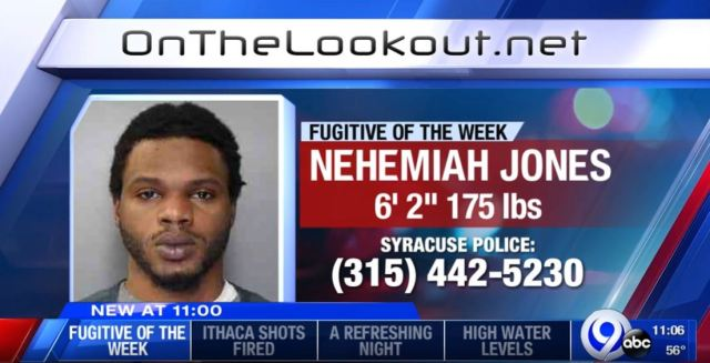 Man wanted for not reporting change of address: Fugitive of the Week