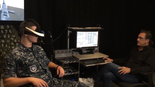 Battling PTSD with virtual reality for veterans in CNY