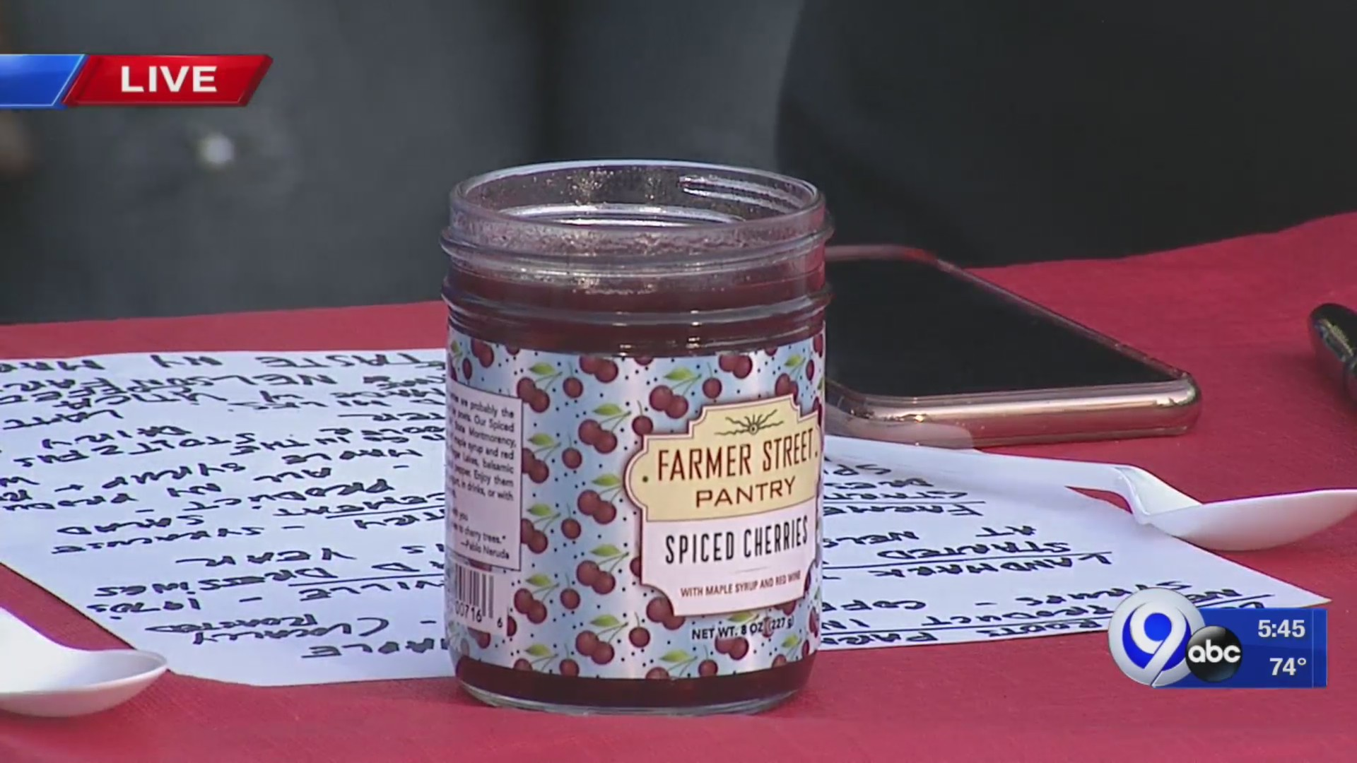 Taste of NY Marketplace at the State Fair   WSYR