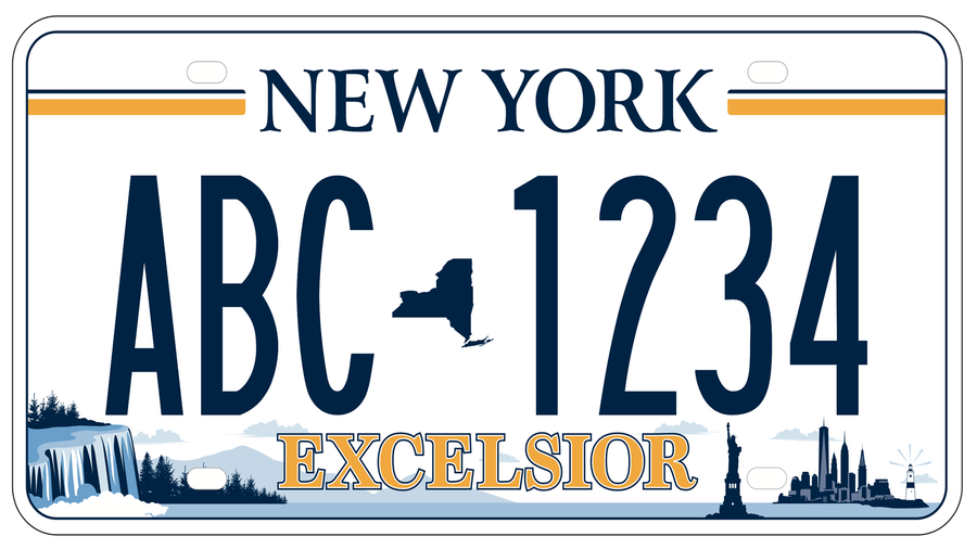 DMV announces winning NY license plate design on license plate world map, map usa map, color usa map, leapfrog interactive united states map, flag usa map, basketball usa map, baseball usa map, paint usa map, golf usa map, motorcycle usa map, driving usa map, decals usa map, watercolor usa map, art usa map, reverse usa map, list 50 states and capitals map, state usa map, time usa map, license plate map art, license plates for each state,