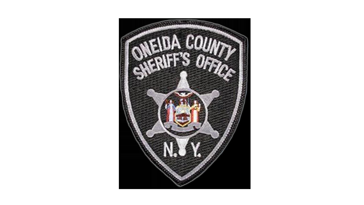 Oneida county sheriffs badge