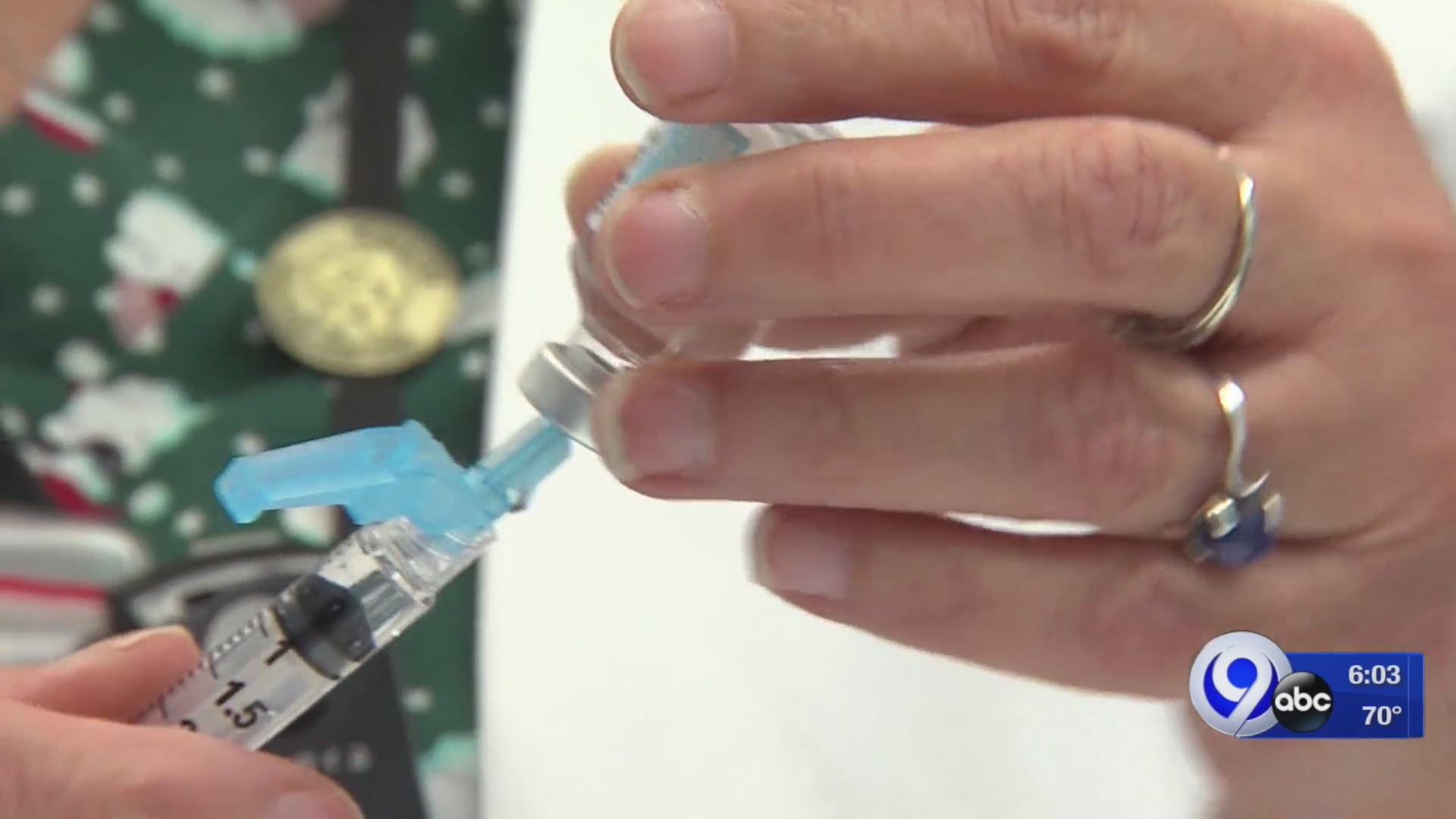 Shortage of high-dose vaccine impacting seniors
