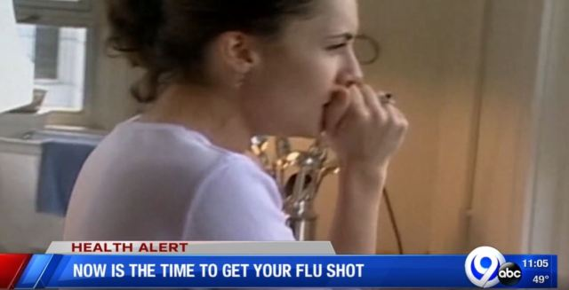 Onondaga County Health Deptartment: Get your flu shot now