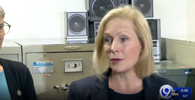 Senator Gillibrand pushing Build Local, Hire Local Act