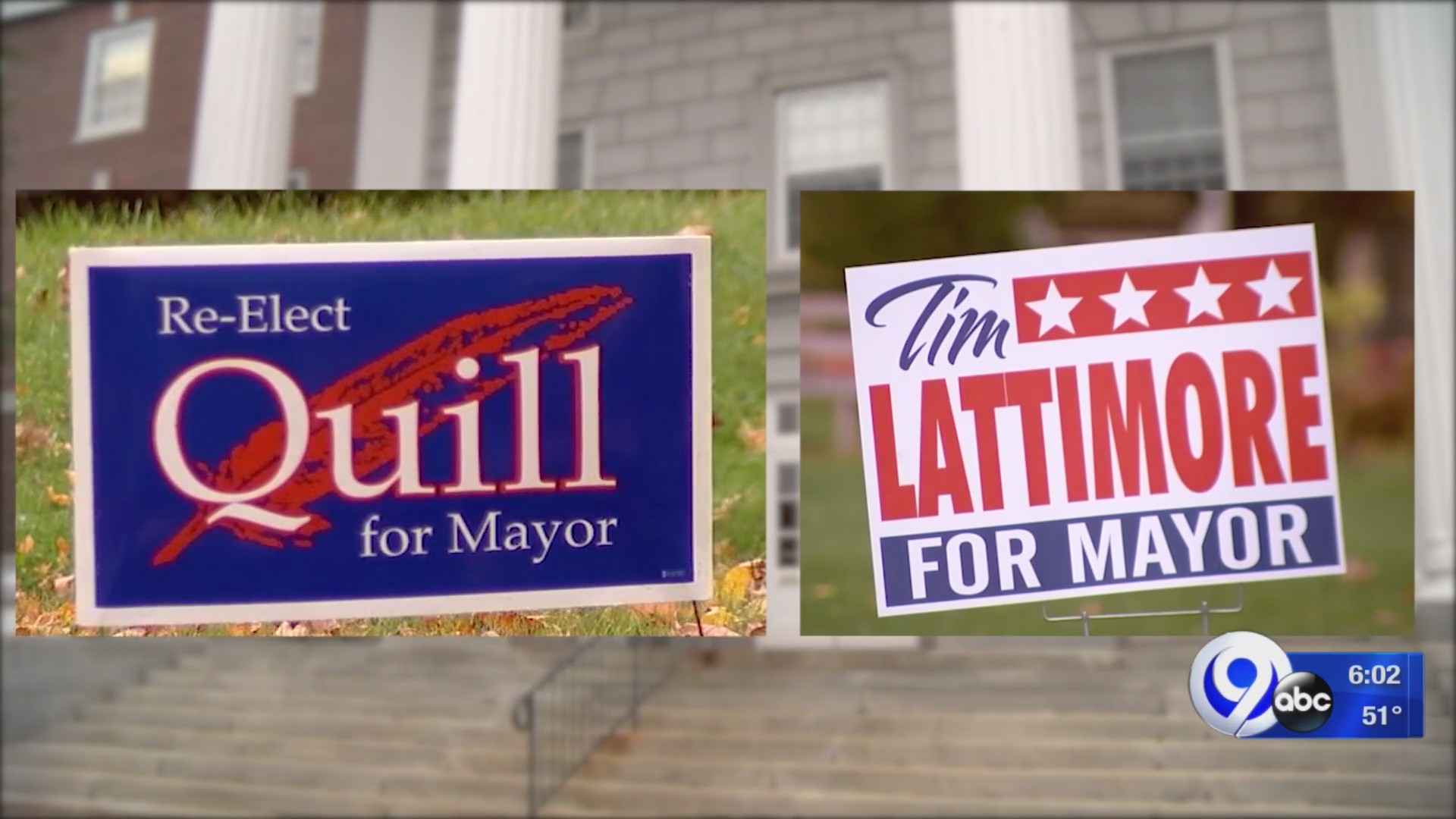 Lattimore hopes this is the year to defeat Quill in Auburn mayoral contest