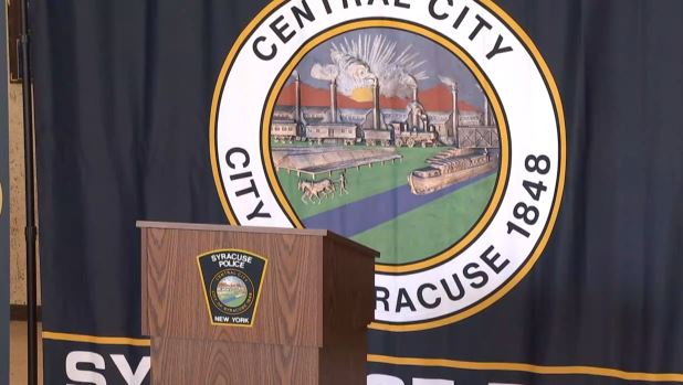WATCH LIVE: Syracuse Police Department holds press conference regarding recent incidents on Syracuse University campus