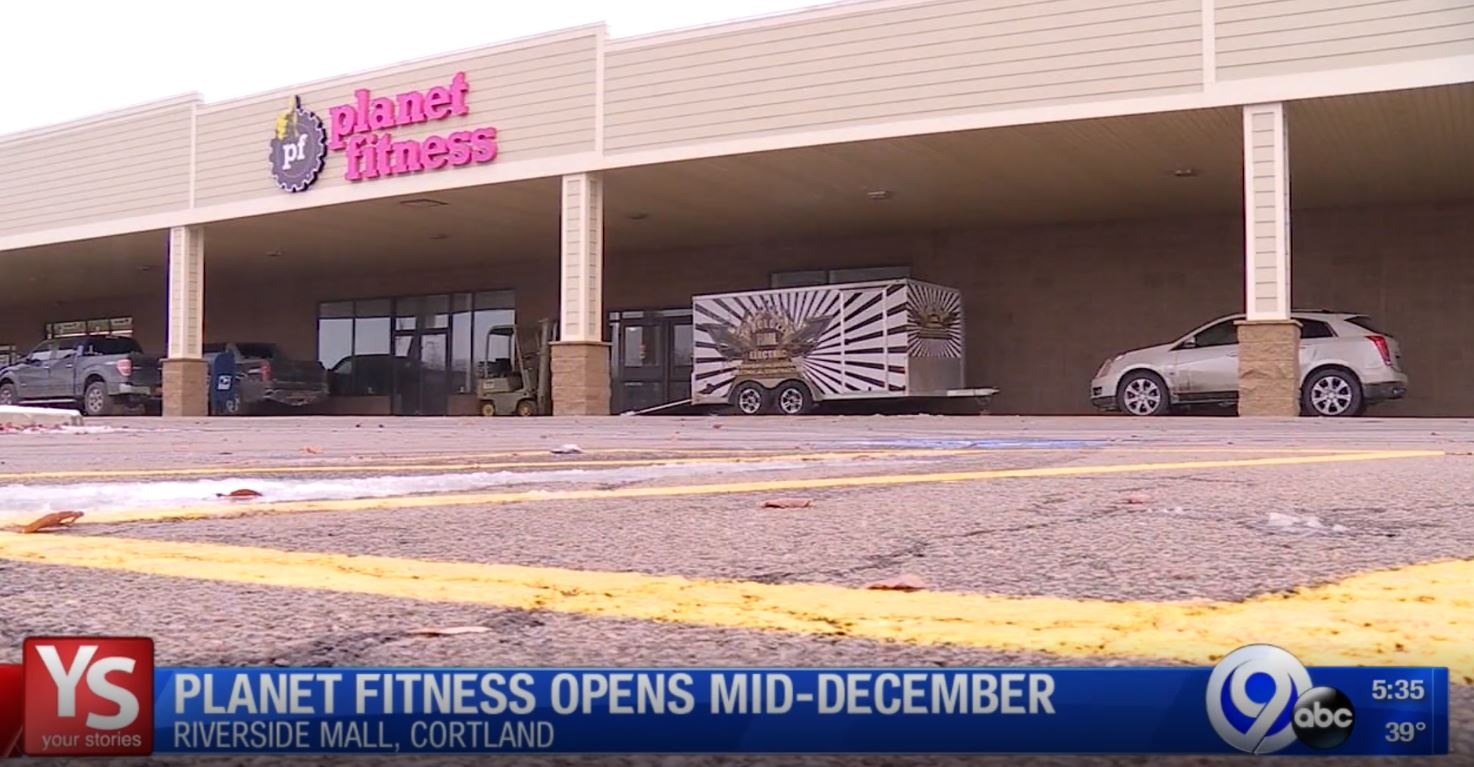 Planet Fitness Coming To Cortland Your Stories Wsyr