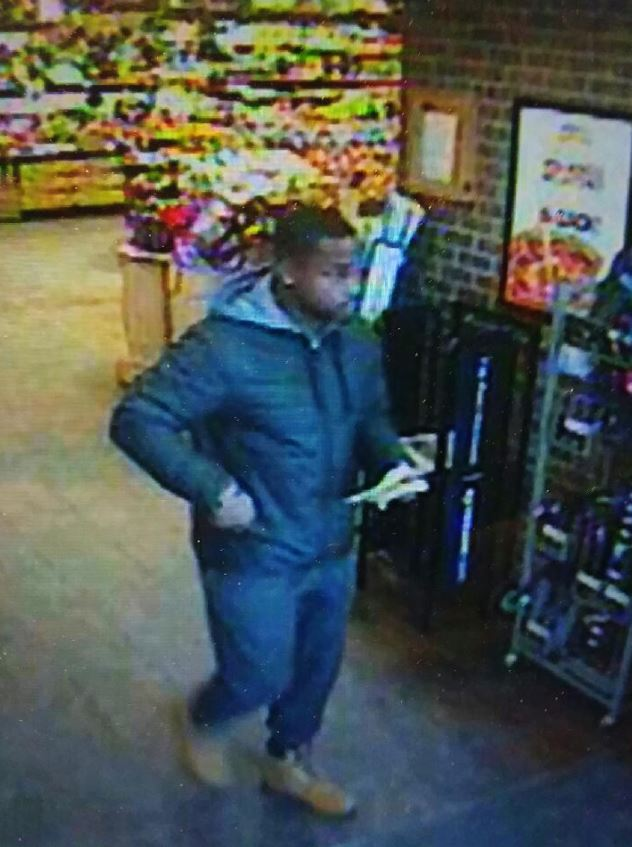 North Syracuse Police looking to identify man accused of stealing credit card