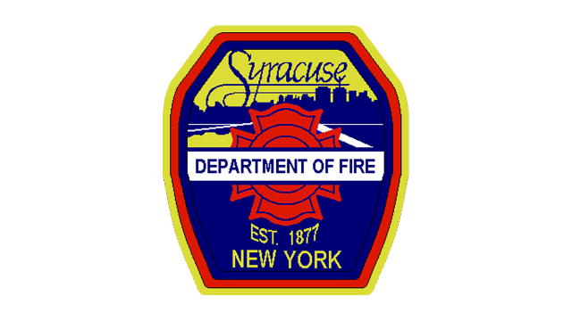 Syracuse firefighters rescue woman who fell through ice and into Onondaga Creek