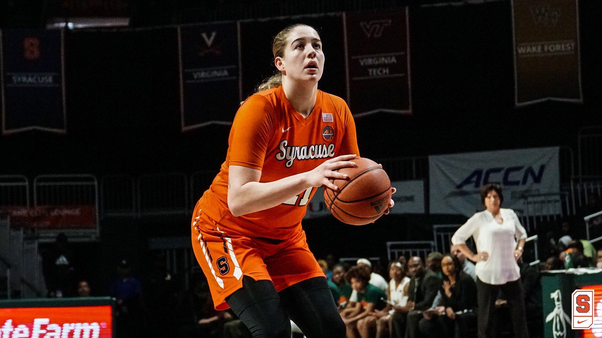 Sloppy Second Half Dooms Syracuse Against Miami Wsyr