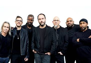 Dave Matthews Band set to perform at St. Joseph's Health Amphitheater at Lakeview