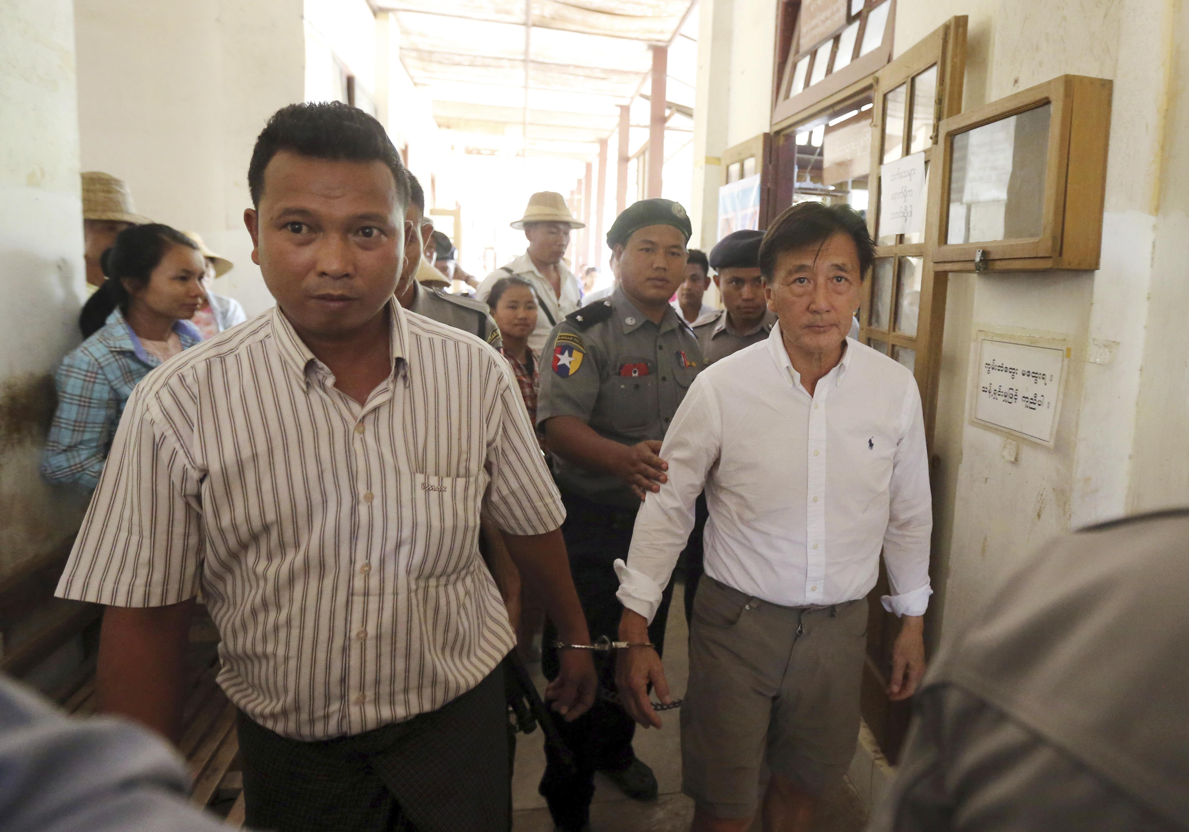 Employee Of Us Owned Hemp Farm In Myanmar Gets 20 Years Jail Wsyr