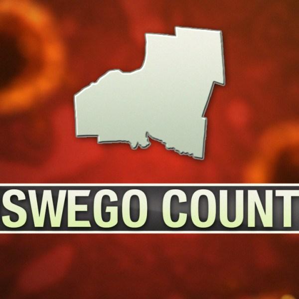 Oswego county coronavirus graphic