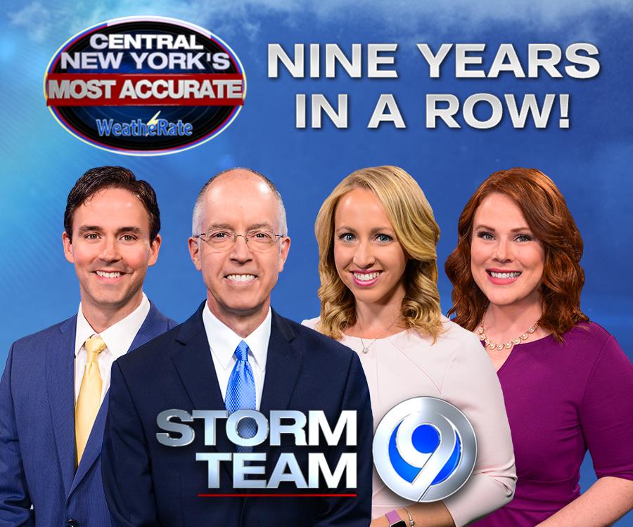 Syracuse News Weather Ny