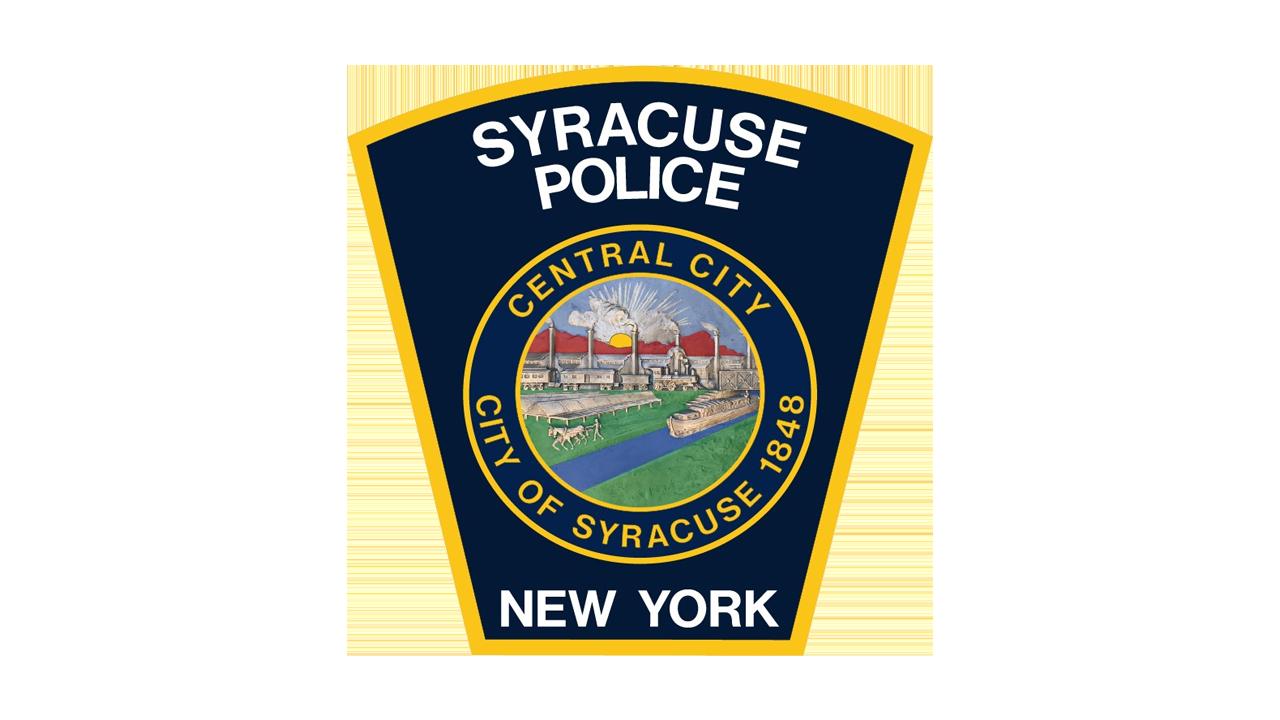 Syracuse Police Patch Logo