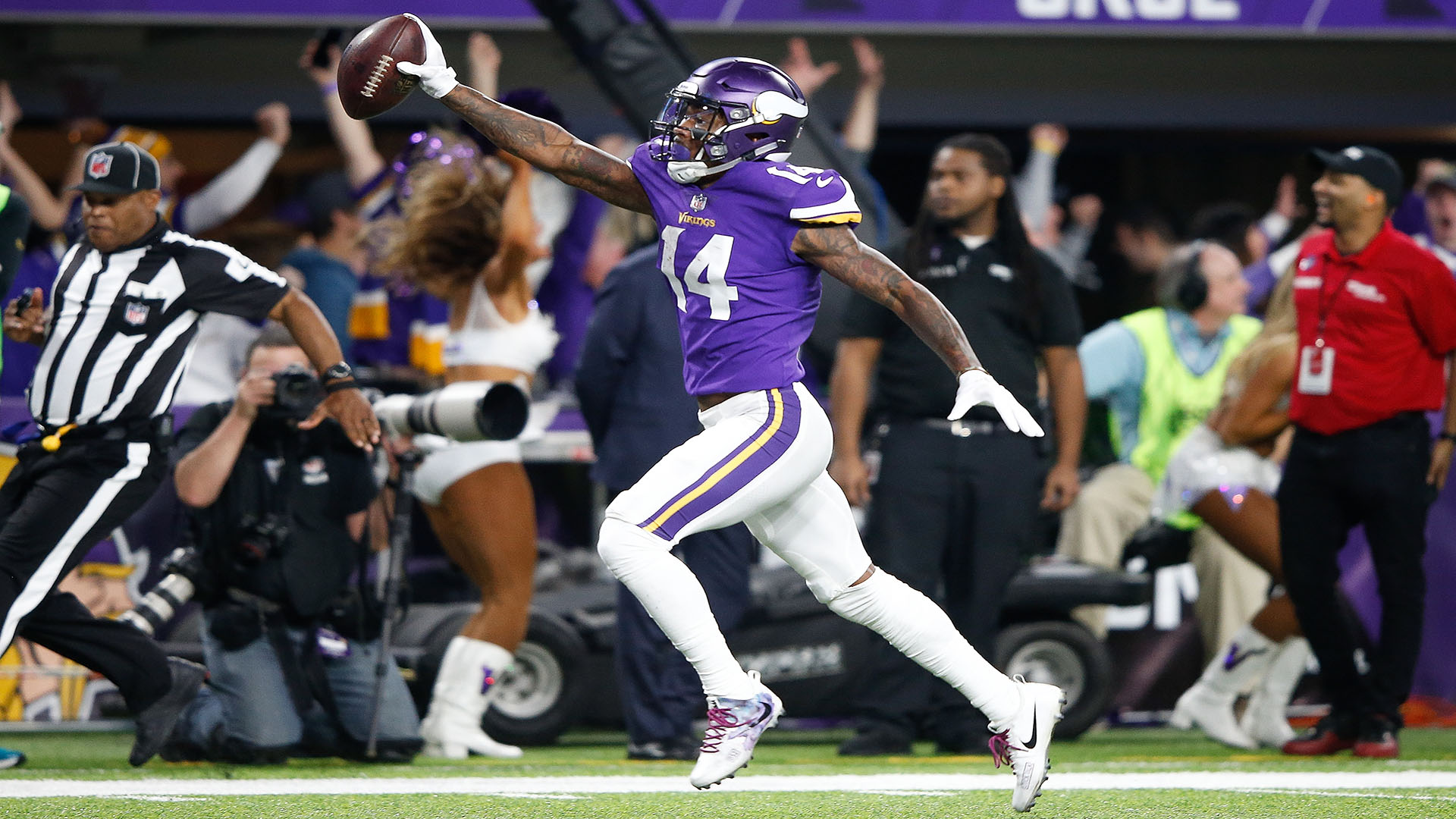 Report Bills Trade For Vikings Wr Stefon Diggs Wsyr