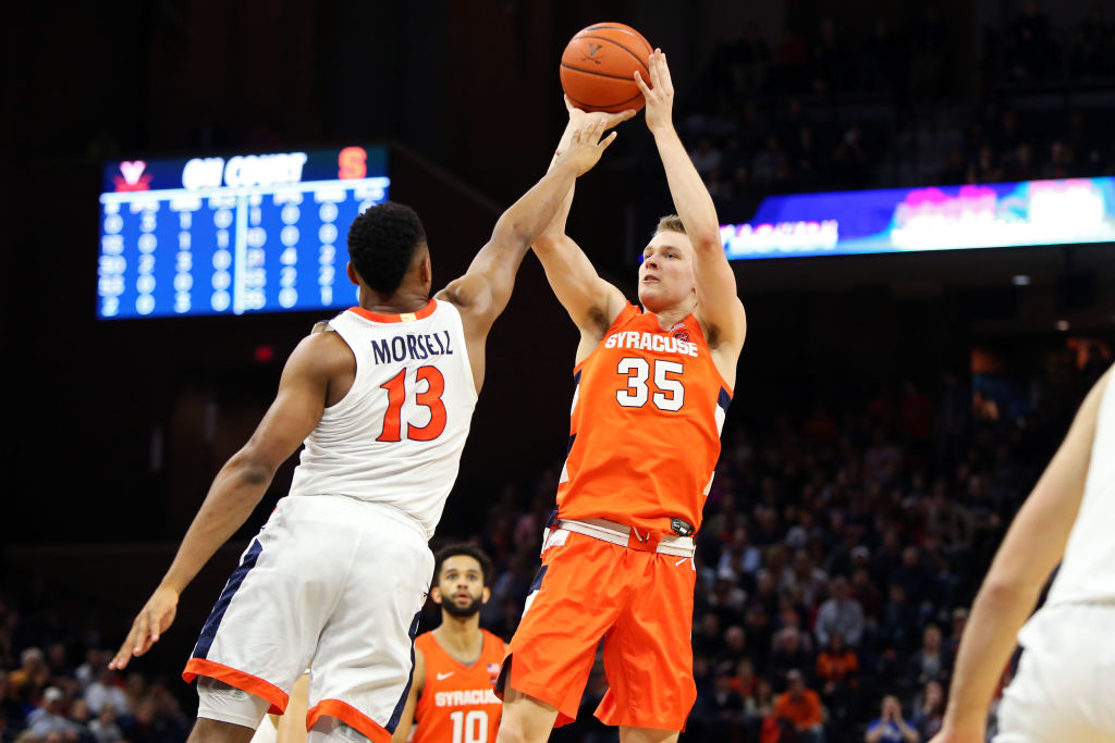 Syracuse Men S Basketball Adds Green Bay To Non Conference Schedule For 2020 2021 Season Wsyr