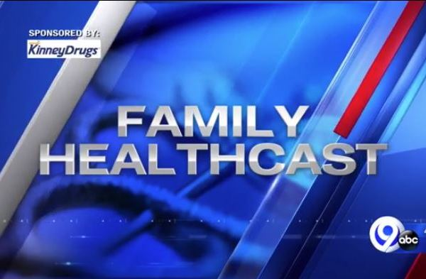 Family healthcast graphic