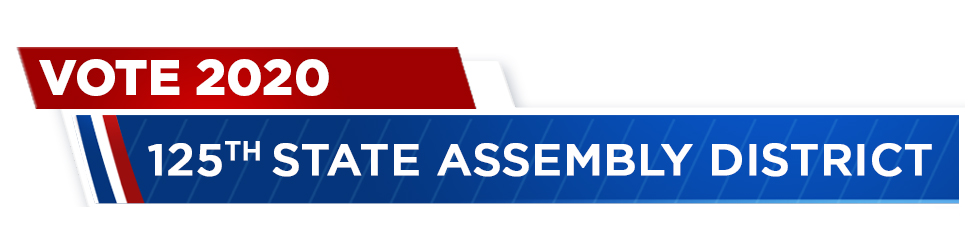 125th state assembly district candidates