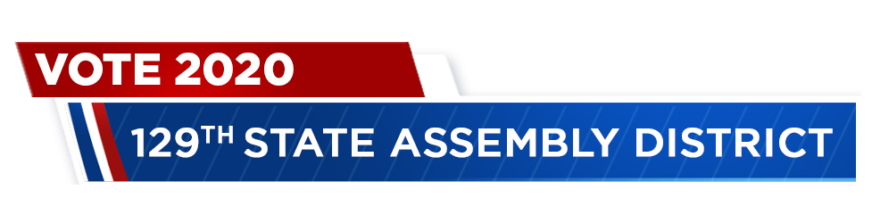 129th state assembly district candidates
