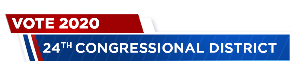 24th congressional district candidates