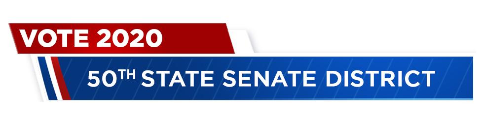 50th state senate district candidates