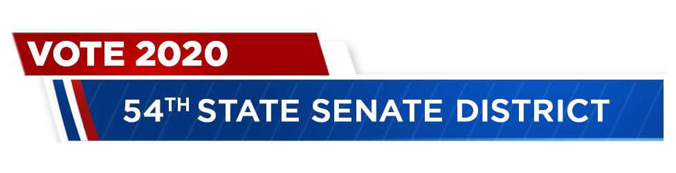 54th state senate district candidates