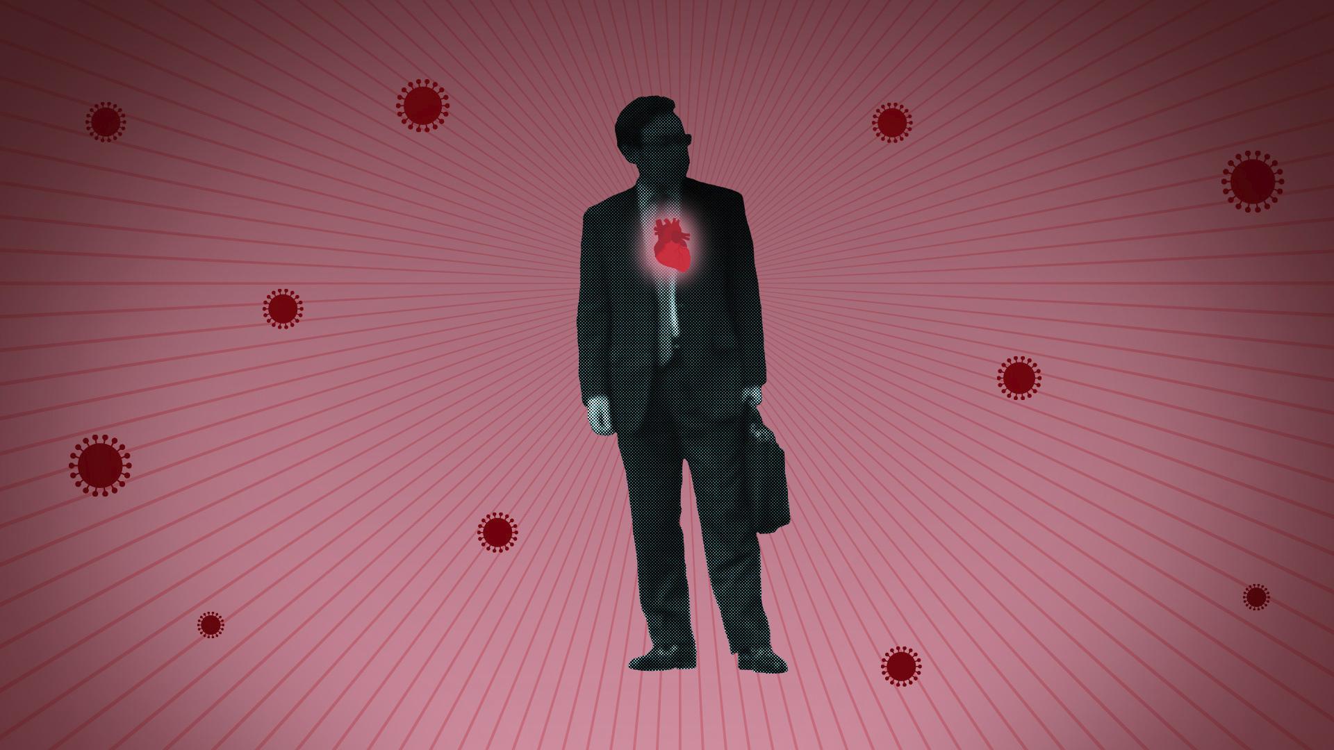 VIRUS OUTBREAK VIRAL QUESTIONS CORONAVIRUS HEART