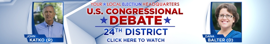 Click here to watch the 24th congressional debate.